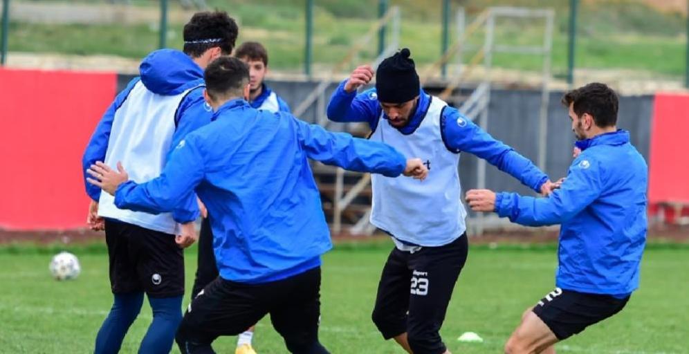 Uşakspor'da hedef play-off