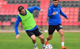 Uşakspor, Niğde maçı hazırlıklarına başladı