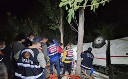 Şoförün tuvalet molası faciayla sonuçlandı: 3 ölü, 5 yaralı
