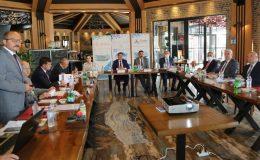 Zafer Kalkınma Ajansı'nın 2021 yılı 4. Yönetim Kurulu Toplantısı, Kütahya ev sahipliğinde yapıldı.