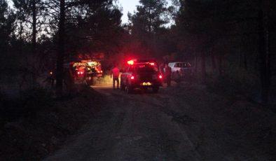 Uşak'ta 9 farklı noktada çıkan orman yangınları söndürüldü