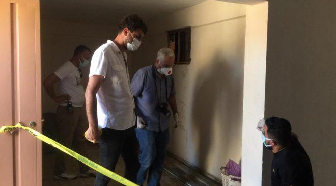 Manisa'da apartmanın havalandırma boşluğunda komşularının cesedini buldular