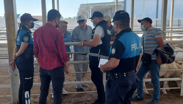 UŞAK POLİSİ BAYRAM ÖNÜ UYARDI AMAN DİKKAT