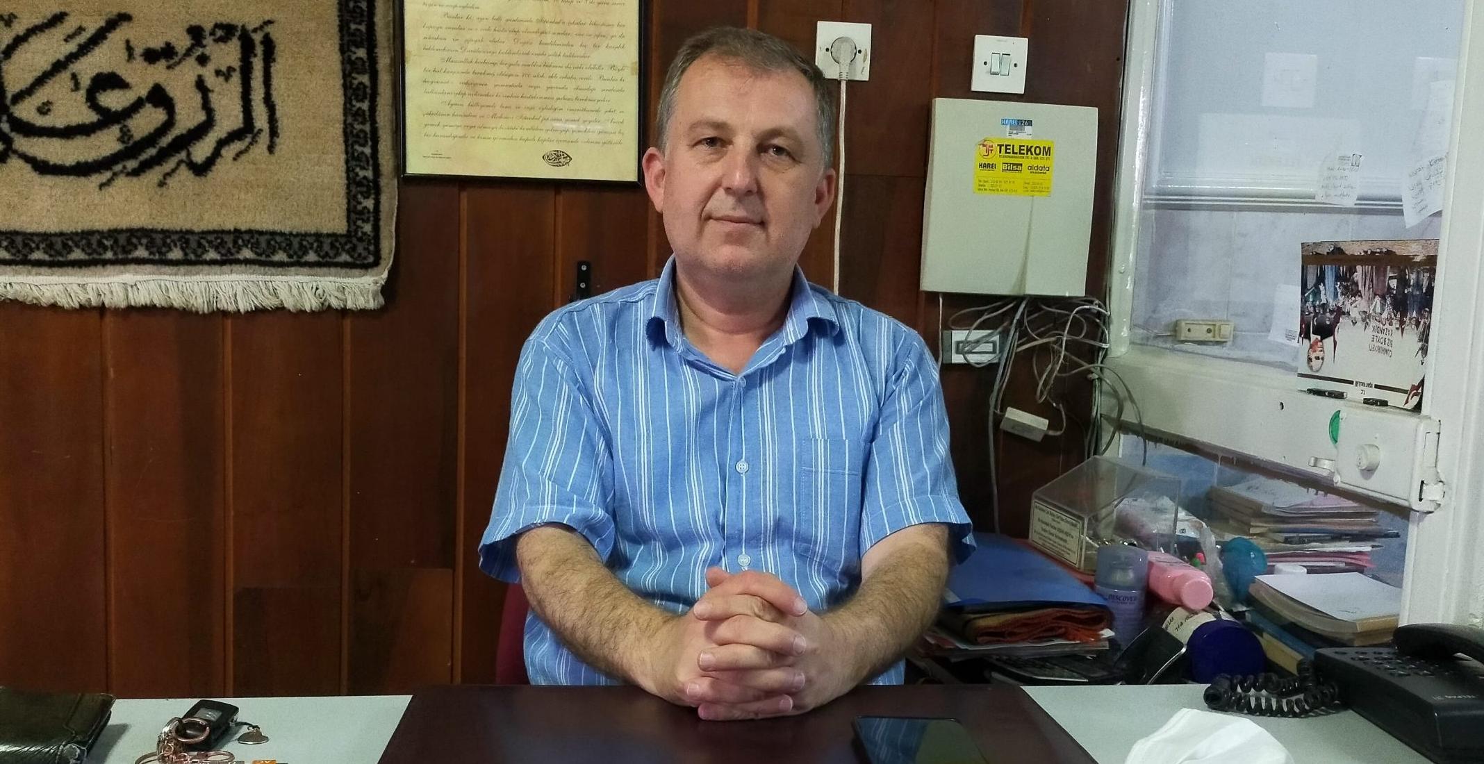 Uşşak Aşevi Hizmet ve Kültür Vakfı Yönetim Kurulu Sekreteri Dr. Zafer Aydın Uşaklıların ilgisinin her geçen gün arttığını söyledi.
