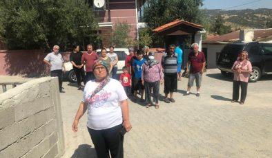Denizli'de belediye ve vatandaş arasındaki anlaşmazlık mahalleliyi yolsuz bıraktı