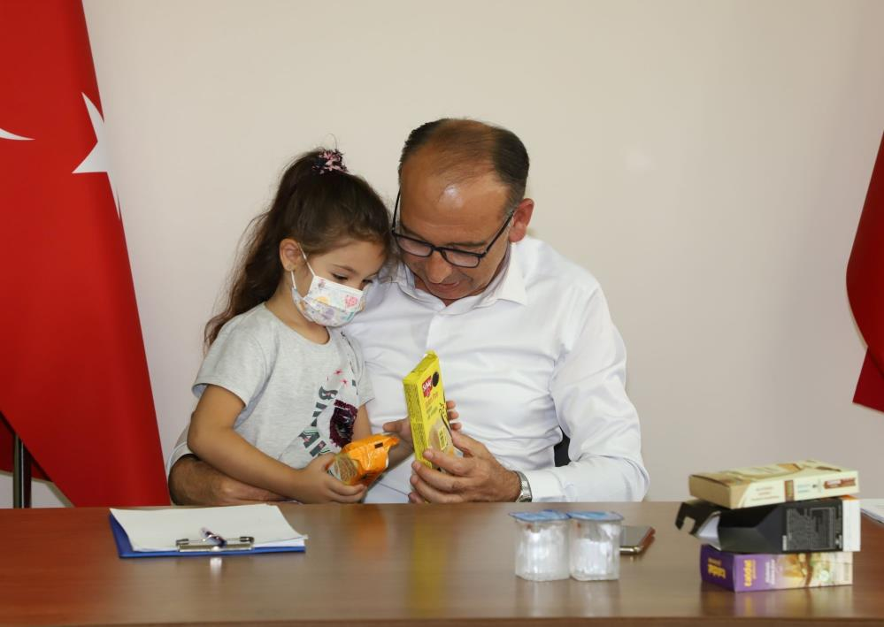 Turgutlu Belediye Başkanı Çetin Akın'dan çölyak hastalarına müjde