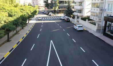Ata Park'ta sorunlar çözüldü, yol trafiğe açıldı